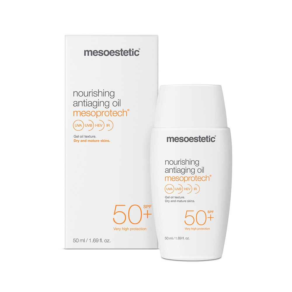 Mesoestetic SPF 50+ Nourishing Antiaging Oil