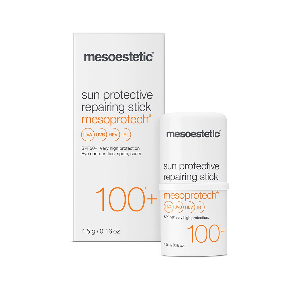 Mesoestetic SPF 100+ Sun Protective Repairing Stick